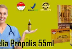 Melia Propolis 55ml Kemasan Paling Hemat